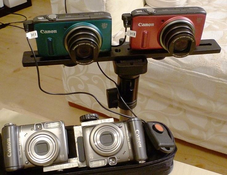 kamera pengganti dan lam