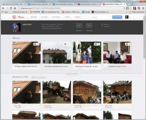 halaman album dan koleksi foto 3D